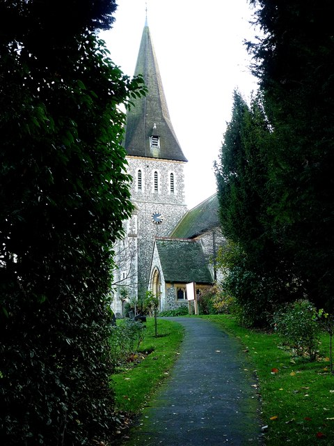 Apsley End - St Mary's Church