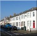 TQ2805 : Montgomery Terrace, Montgomery Street, Hove by Simon Carey