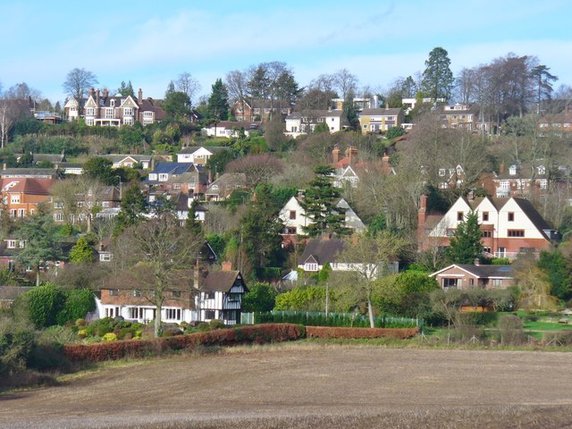Guildford - Pewley Down