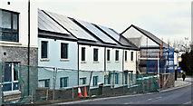 J4569 : New social housing, Comber - January 2017(2) by Albert Bridge