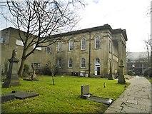 SD8122 : Rawtenstall, Longholme Methodist Church by Mike Faherty