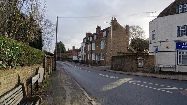 Thorney Lane North, Iver