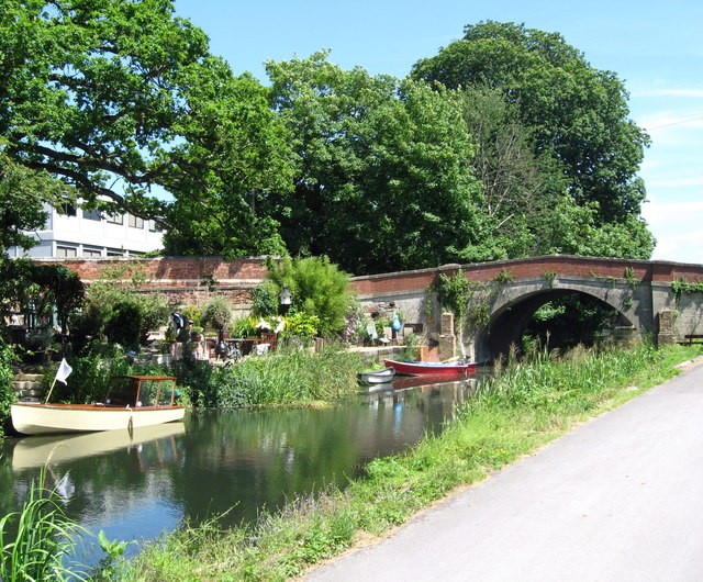 Stroudwater at Ryeford - Stonehouse, Gloucestershire