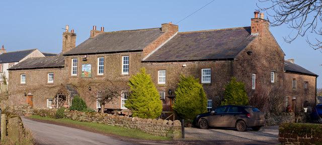 Pheasant Inn, Cumwhitton