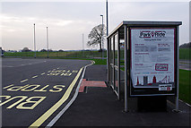 SD4964 : Lancaster Park & Ride by Ian Taylor