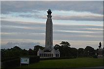 SX4753 : Naval Memorial by N Chadwick
