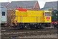 SK5419 : Modern railway locomotive - Great Central Railway by Chris Allen