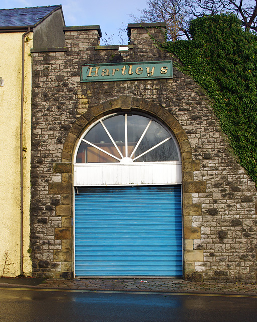 Hartley's Brewery, Ulverston (1755 - 1991)