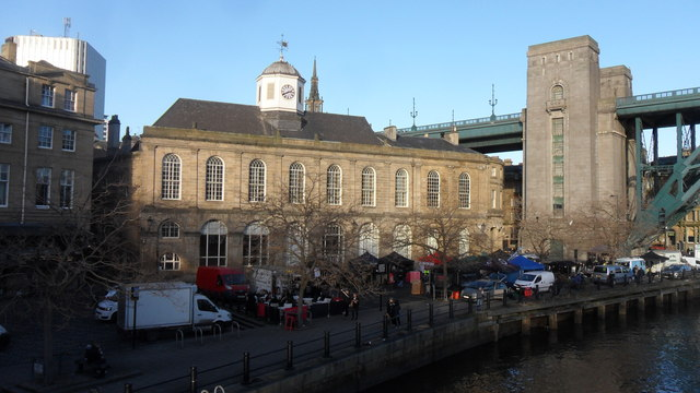The Guildhall and Merchants' Court, Newcastle upon Tyne