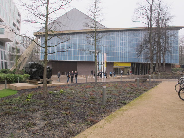 Design Museum, London - front view