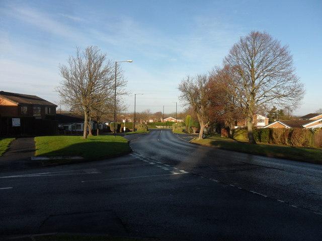 Greenway, Chapel Park Estate