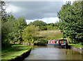 SJ5241 : Llangollen Canal west of Whitchurch, Shropshire by Roger  Kidd