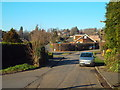 TQ4051 : Greenhurst Lane, Hurst Green by Malc McDonald