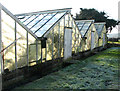 TG2809 : 1920s greenhouses by Evelyn Simak