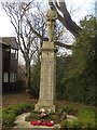 NZ3171 : War Memorial, Shiremoor by Graham Robson