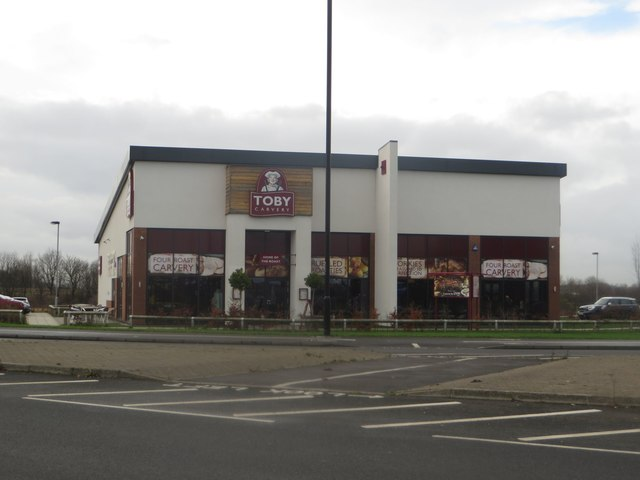 Toby Carvery, West Allotment