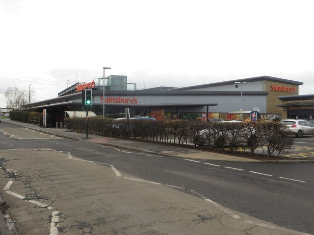Sainsbury's supermarket, Northumberland Park