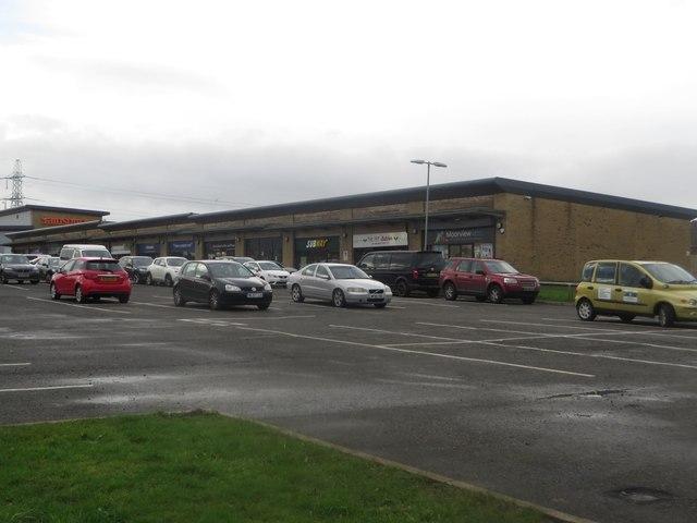 Retail Park, Northumberland Park