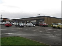NZ3071 : Retail Park, Northumberland Park by Graham Robson