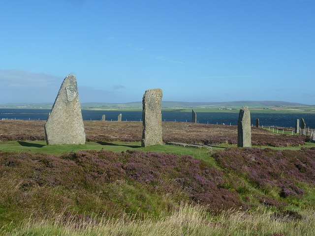 Ring of Brodgar - South-east quadrant