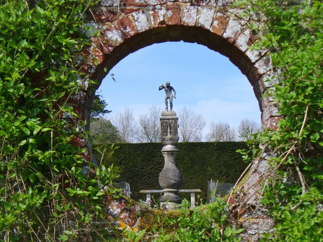 Polesden Lacey - Walled Garden