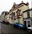SO2801 : White Hart pub, Pontypool by Jaggery