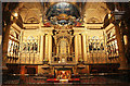 TA0929 : St.Charles Borromeo reredos by Richard Croft