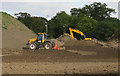 SK6623 : Soil processing by Andrew Tatlow
