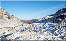 NY4008 : Mountain slopes above Kirkstone Pass by Trevor Littlewood