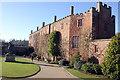SJ2106 : The Courtyard of Powis Castle by Jeff Buck