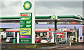 J3774 : BP and Spar, Holywood Road, Belfast (February 2017) by Albert Bridge