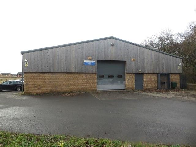Backworth ambulance station
