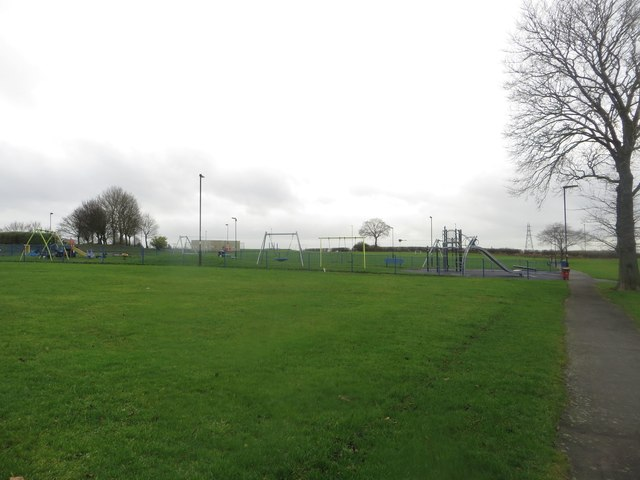 Play park, Backworth