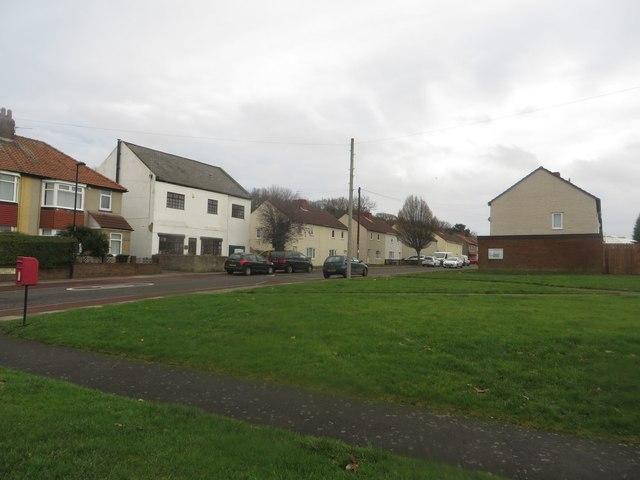 Killingworth Avenue, Backworth