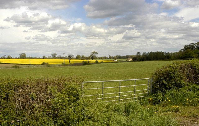 Acton Turville, Countryside, Gloucestershire 2012