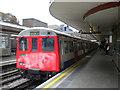 TQ1588 : Watford train at Harrow-on-the-Hill by Richard Vince