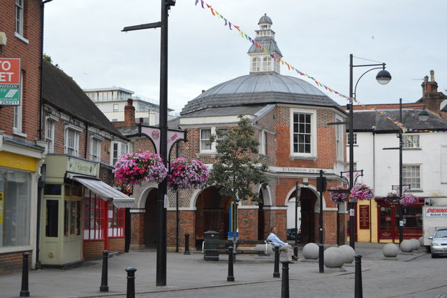 The Little Market House