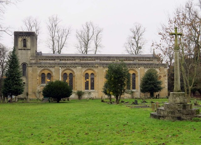 St Clements church on Marston Road