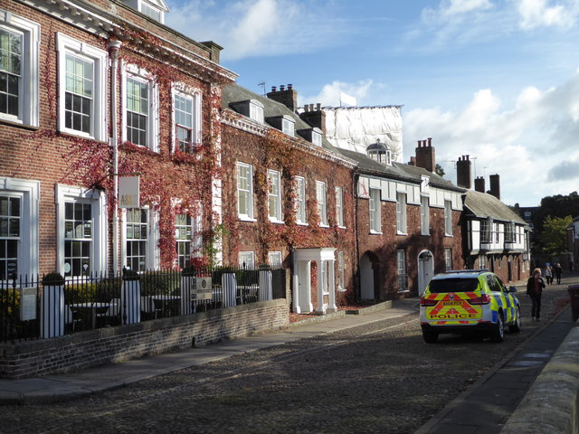 Cathedral Close, Exeter