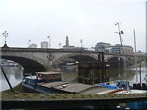 TQ1977 : Kew Bridge [1] by Michael Dibb