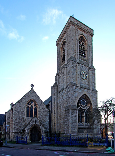 Holy Trinity, Upper Tooting
