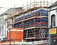 J3272 : No 138A Lisburn Road (redevelopment), Belfast (February 2017) by Albert Bridge