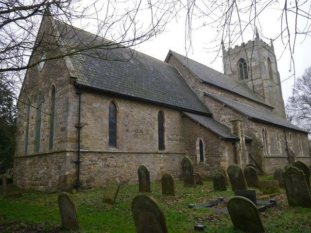 Winteringham, All Saints' Church