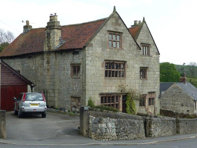 Tudor House, Brassington