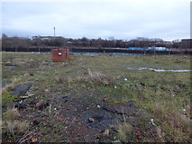 NS4865 : Derelict land by Thomas Nugent