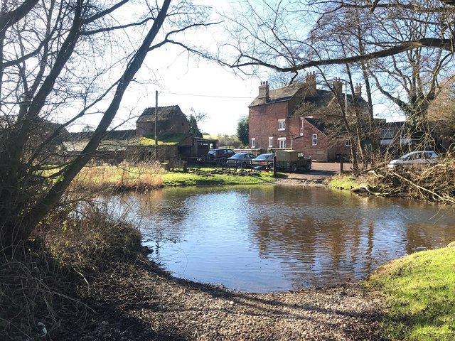 Priory Farm Ford