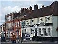 SU7139 : Alton - Crown Hotel by Colin Smith