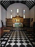 TQ0044 : Inside Holy Trinity, Bramley (XI) by Basher Eyre