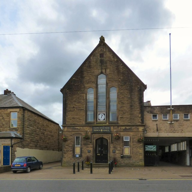 Chapel-en-le-Frith Town Hall
