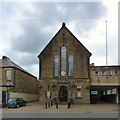 SK0580 : Chapel-en-le-Frith Town Hall by Gerald England